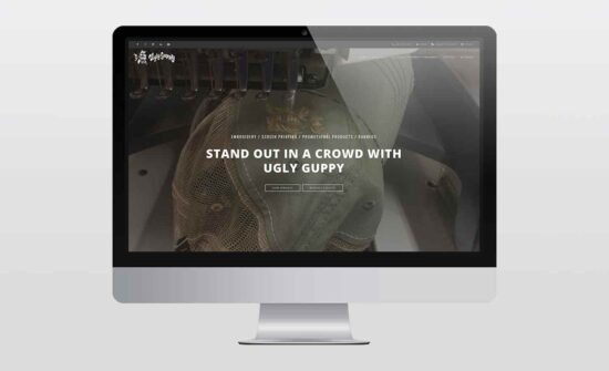 Ugly Guppy Website