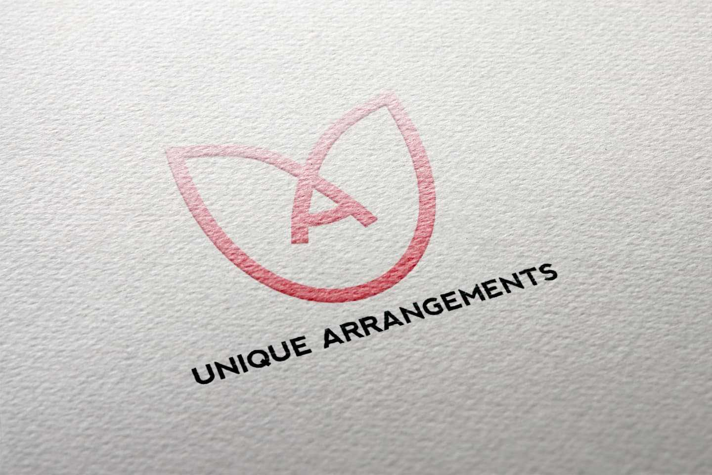 Unique Arrangements Logo